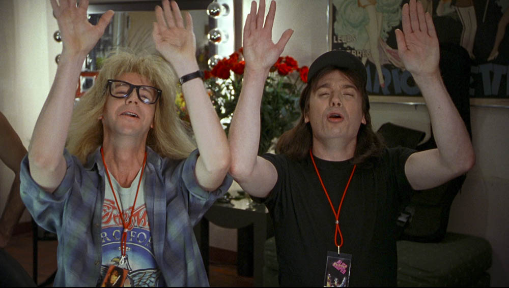 WAYNE'S WORLD WEB'14-22