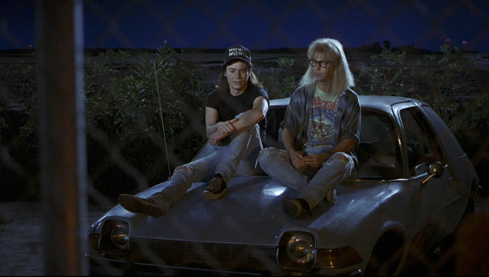 WAYNE'S WORLD WEB'14-23