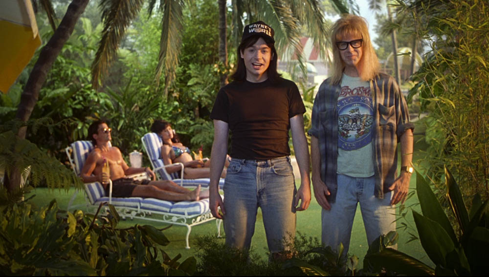 WAYNE'S WORLD WEB'14-29