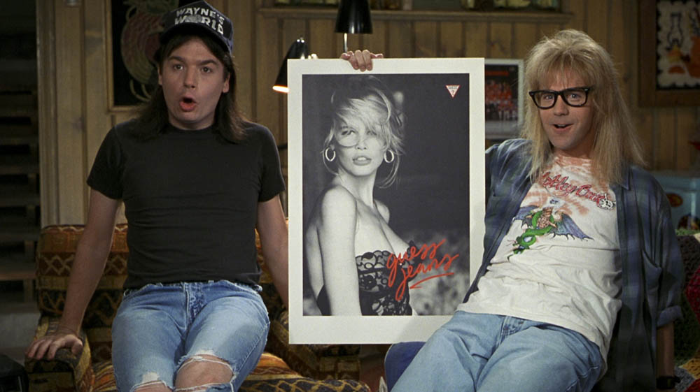 WAYNE'S WORLD WEB'14-3