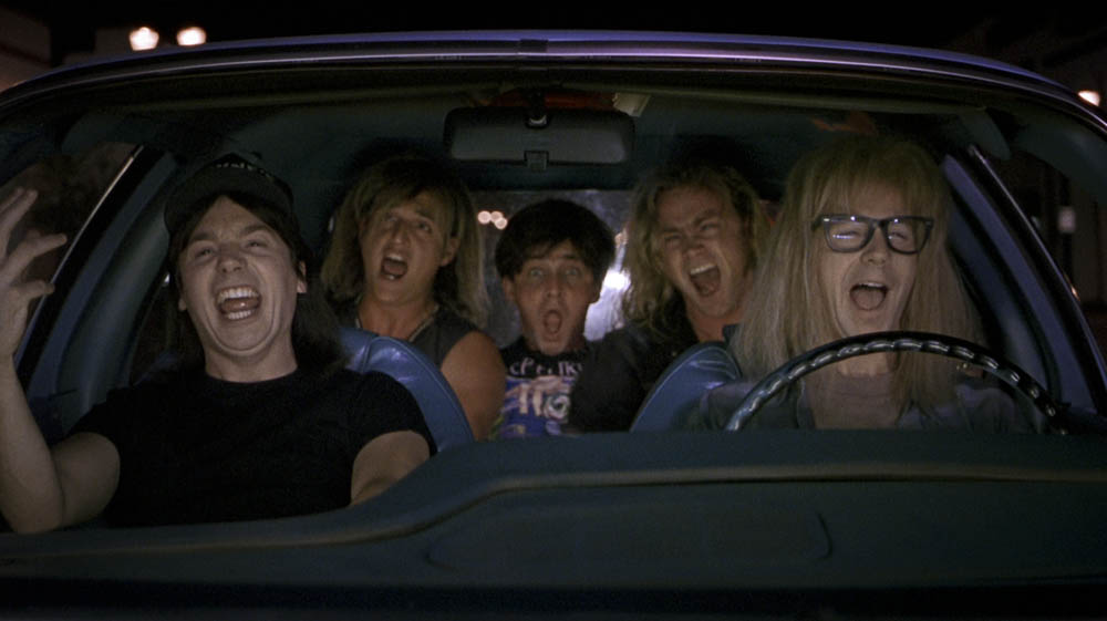 WAYNE'S WORLD WEB'14-6